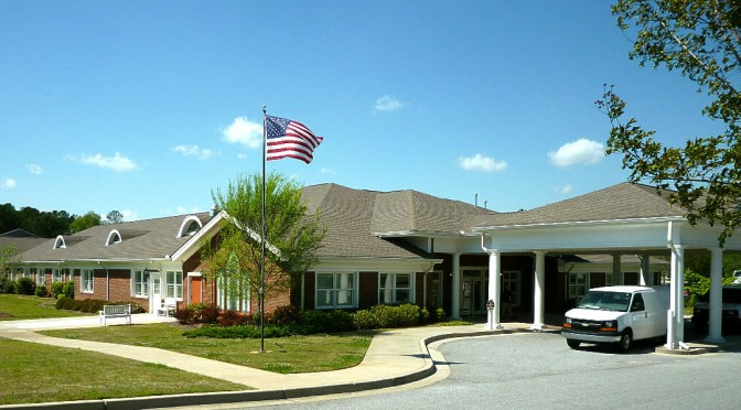 Senior assisted living facility