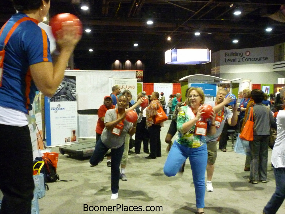 boomers exercise lifeat50 Atlanta