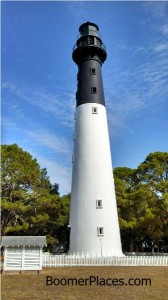 lighthouse at Hunting Island SC