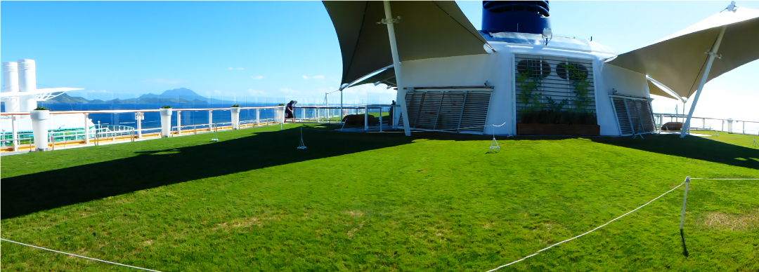 Lawn Club on Celebrity Cruises - Cruise Critic