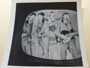 The Beatles on Ed Sullivan Show