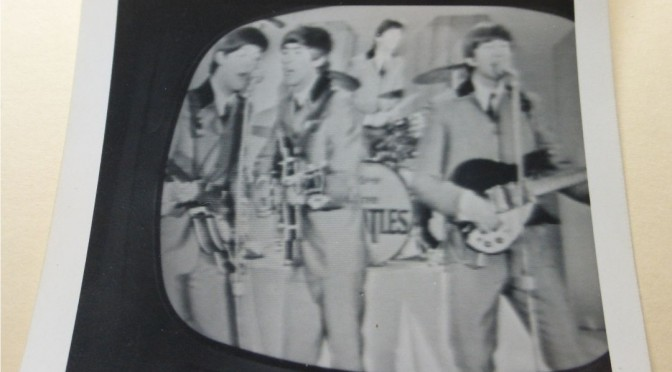 The Beatles on The Ed Sullivan Show Feb 9, 1964