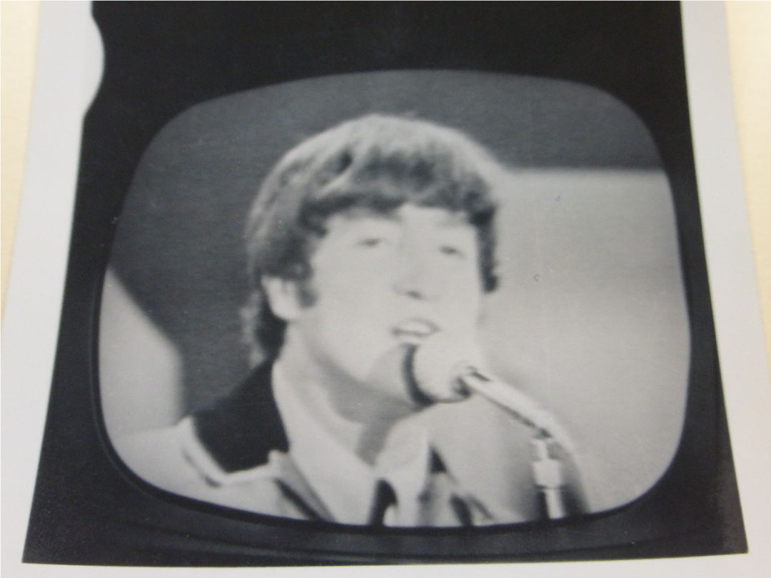 John Lennon on Ed Sullivan
