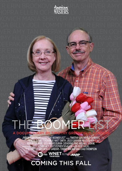 The Boomer List - Mary Ann and Robert