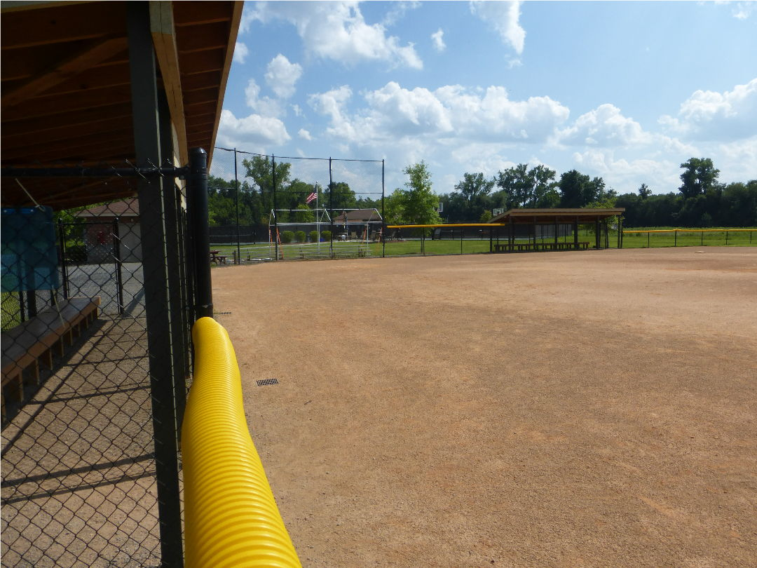 Softball is a popular outdoor game for boomers