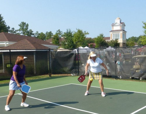 Pickleball at Sun City Carolina Lakes