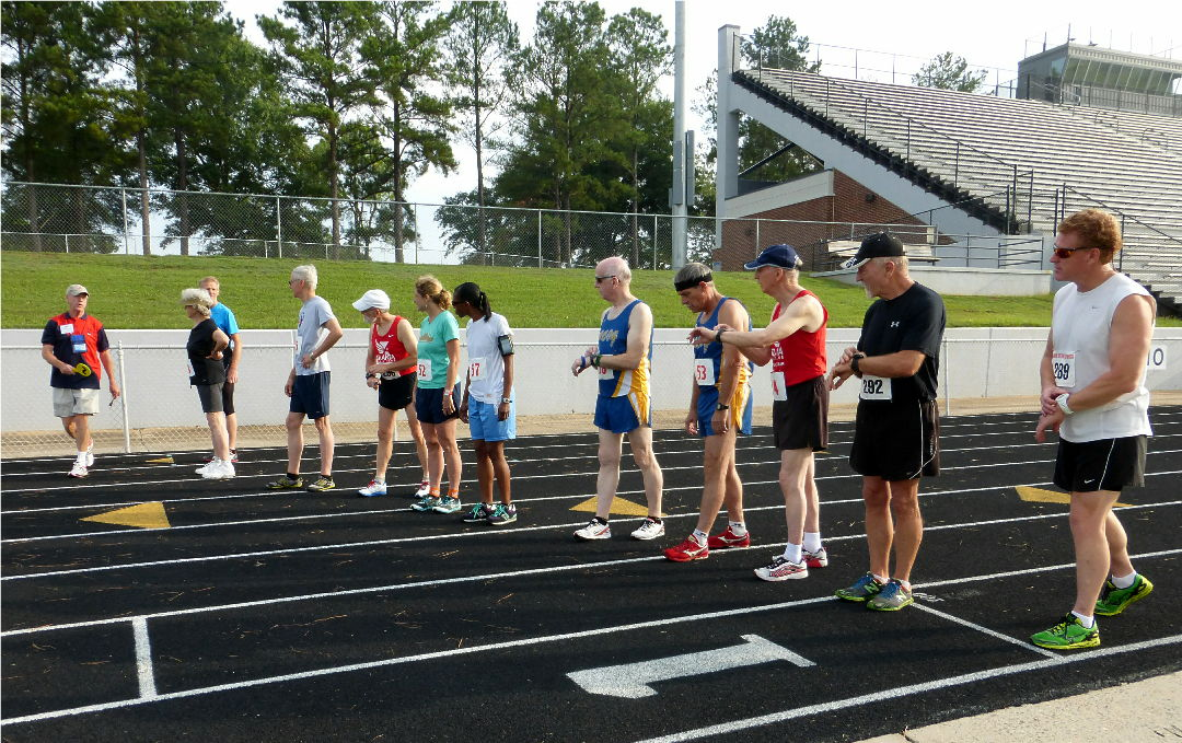 5K Race Walk - Georgia Golden Olympics